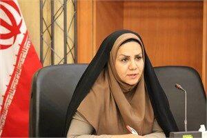 زینب پارسافخر سرپرست اداره کل بانوان استانداری خوزستان
